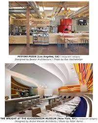 aia la opens voting for restaurant design awards california home