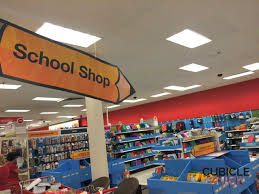 back to school with target and these five must items