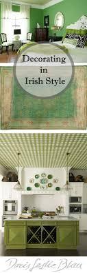 irish decor for home bringing home the luck o the irish interiors ireland and irish