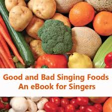 good singing foods that maintain vocal health and enhance our