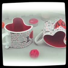 heart shaped mugs that fit together heart shaped coffee cups coffee drinker
