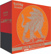 pokemon sun and moon elite trainer box walmart com