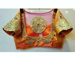 blouse pics 50 trendy silk saree blouse designs catalogue 2018