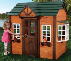 9 fantastic outdoor playhouse options for active summer fun