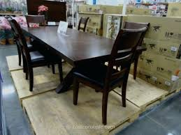 costco dining room furniture inspiration costco dining room table peachbowl co