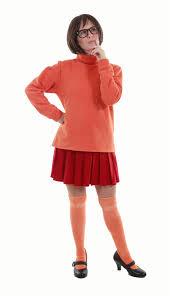 Velma Costume Velma Scooby Doo Makeup Mugeek Vidalondon