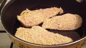 comment cuisiner des escalope de dinde faire des escalopes milanaise recette de poulet pané