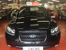 hyundai santa fe 2 2 cdx crtd 5dr manual for sale in liverpool
