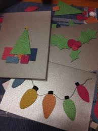 make a christmas card how to make simple christmas cards snapguide