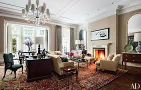 design firm sawyer architectural digest townhouse and design firms