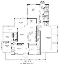 european style house plan 4 beds 2 5 baths 2617 sq ft 151 best floor plans images on pinterest future house home plans