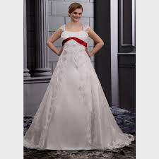plus size red and white wedding dresses naf dresses