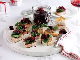 pate canapes seasonal berries recipes chicken liver pate with blackberry chutney