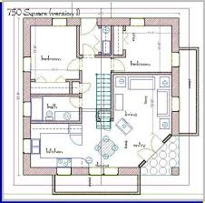 Straw Bale Floor Plans 750 Square Foot House Plans Straw Bale House Plan 750 Sq Ft