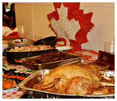 Thanksgiving For Canada Canadian Harvest Festival