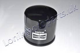 oil filter cof 038