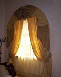 Decorative Curtains 30 Stunning Arched Window Curtains And Treatment Ideas