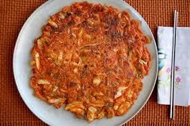 cuisine pancake kimchi pancake kimchijeon recipe maangchi com