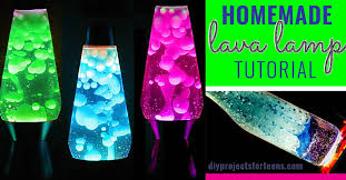 how do you make a homemade lava l lava l at home diy lava l diy projects for teens home wall