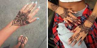 henna tattoo gallery