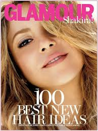 hairstyle magazine photo galleries 625 best shakira images on pinterest artists at home and