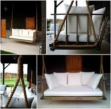 ideas diy giant porch swing