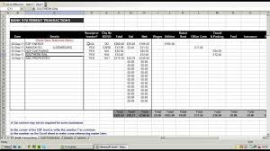 Financial Tracking Spreadsheet Personal Finance Tracker Excel Template And Personal Budget
