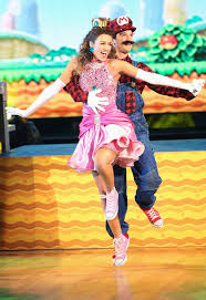 Best Costumes Dancing With The Stars Best Costumes For 10 Year Anniversary Glamour