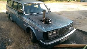 volvo station wagon 82 volvo turbo diesel for sale youtube