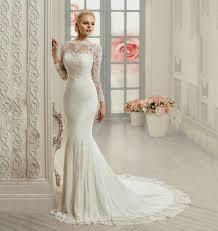 cheap sleeve wedding dresses wedding dress mermaid with sleeves naf dresses