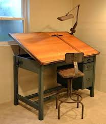 Glass Top Drafting Drawing Table Drawing Desk Glass Drawing Table For Office And School Drawing