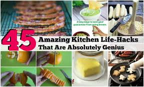 kitchen hacks 45 amazing kitchen life hacks that are absolutely genius diy crafts