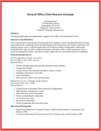 dental front office cover letter best photos of general resume samples general office clerk