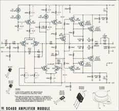200 watt power with complete power supply schematic