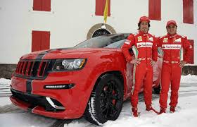 lebron white jeep jeep and ferrari create limited edition srt8 grand cherokees for