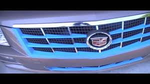 custom black light sts how to spray paint 2008 cadillac grill custom cadillac sts grill