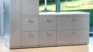 Lateral File With Storage Cabinet Filing Storage Cabinets Dominy Info