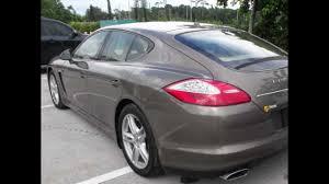 Porsche Panamera Brown - 2011 porsche panamera topaz brown metallic fenix sports car