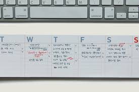 Weekly Desk Pad Buyer U0027s Guide Fun Calendars For Home And Office Highsnobiety