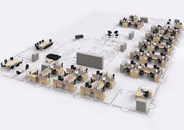 Planning To Plan Office Space Attractive Office Space Planning Space Planning Design Piedmont