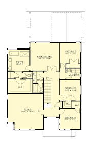 modern style house plan 4 beds 3 00 baths 3105 sq ft plan 132 225
