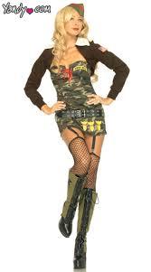 Halloween Army Costume Bombin U0027 Betty Costume Army Halloween Costume