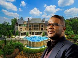 Luxury House For Rent In Atlanta Ga Tyler Perry Lists Humongous Atlanta Mansion For 25 Million