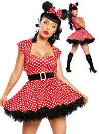 Minnie Mouse Halloween Costume Adults Wear Disney Theme Parks Cheapskate Princess