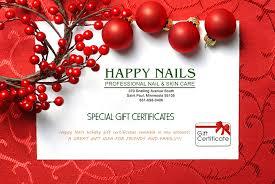 nail salon gift cards coupon nail salon paul nail salon 55105 happy nails