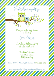 templates baby shower invitations boy with baby shower