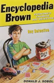 encyclopedia brown boy detective donald j sobol 9780142408889
