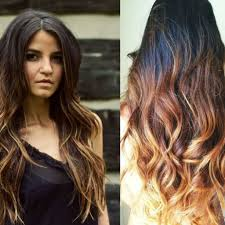 ambry on black hair photo brown ombre on black hair ombre colors for black hair hair