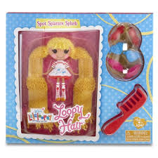 lalaloopsy loopy hair compare mini loopy hair doll vs littles doll