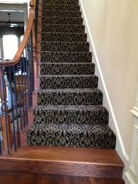 decor grey carpeted stairs for nice home decoration ideas